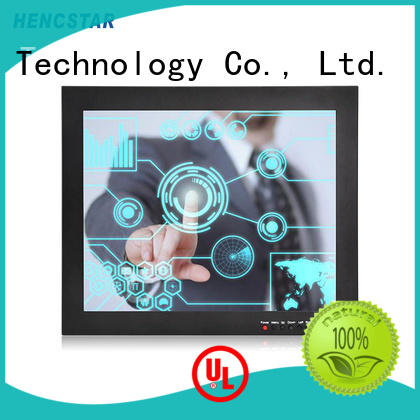 Hengstar industrial industrial pc monitor factory for smart device