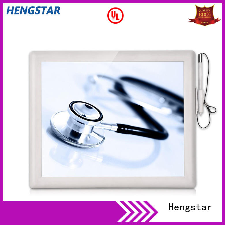 Hengstar Brand abspc medical resistive screen medical monitor