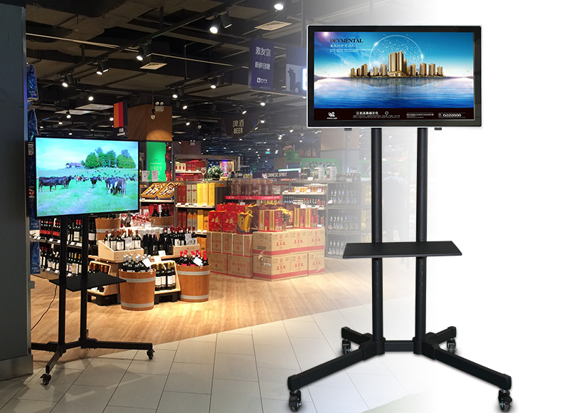 Hengstar -Wall Mounted Digital Signage Wifi 3g 4g Lcd Advertising Media Player-10