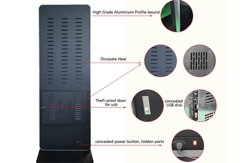 Wholesale series digital menu Hengstar Brand
