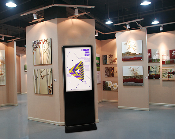 Hengstar -Professional Digital Signage Products Digital Standee Manufacture-14