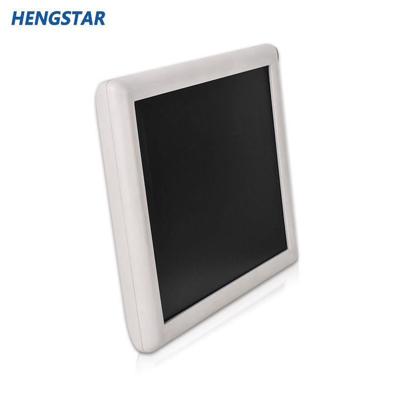 Hengstar -ABS+PC Plastic Case 5 wire resistive touch screen medical monitor HSTM Series