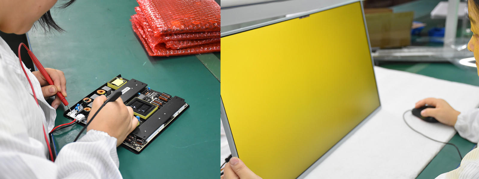Hengstar Brand 5wire touch panel pc manufacture