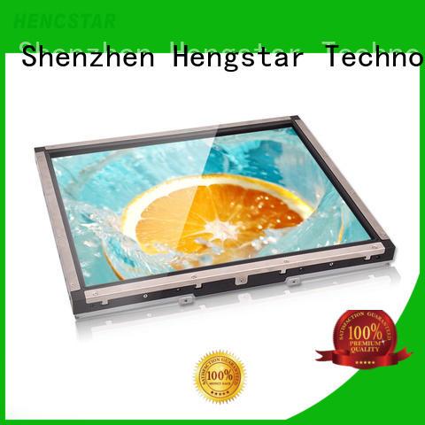 Quality Hengstar Brand open frame lcd monitor open