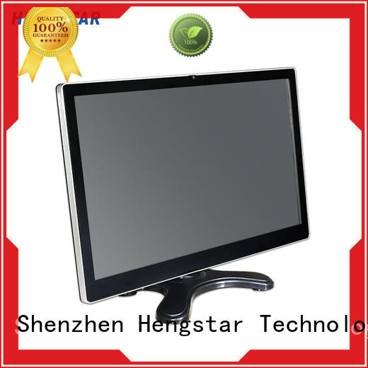 15 touch screen monitor flat for PC Hengstar