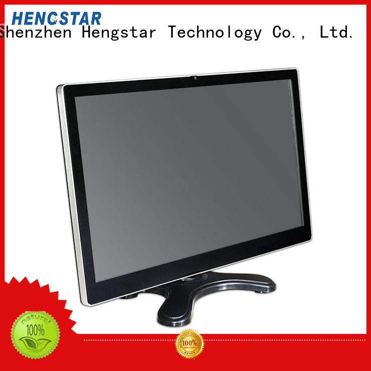 pc lcd desktop monitor wide series Hengstar company