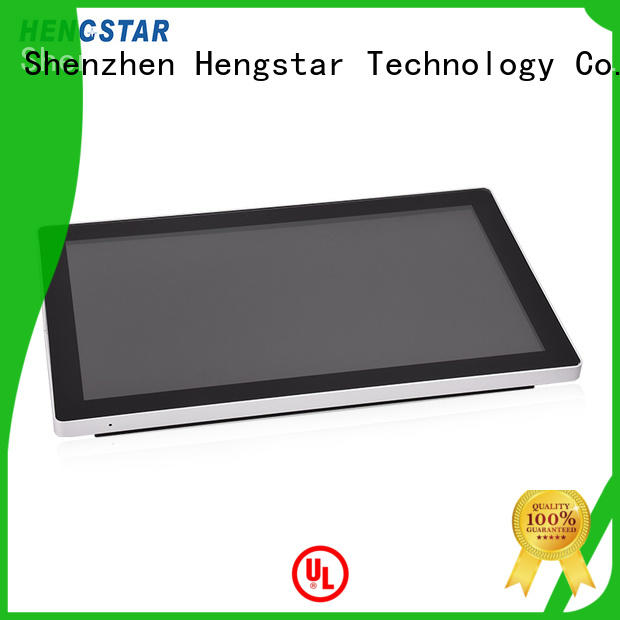 Touch screen industrial all in one tablet PC with Windows and Linux system