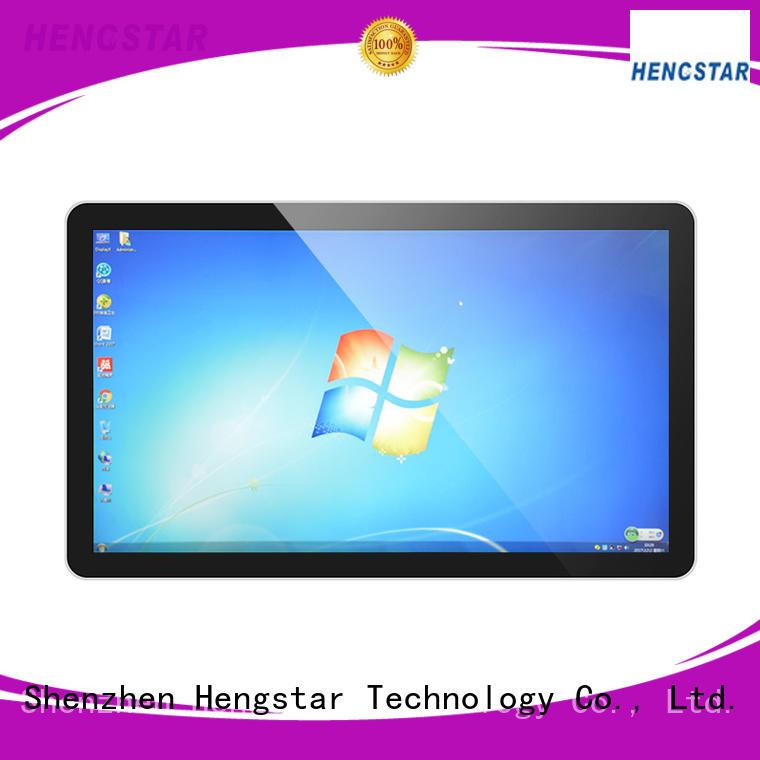digital advertising display 4g player Hengstar Brand digital display