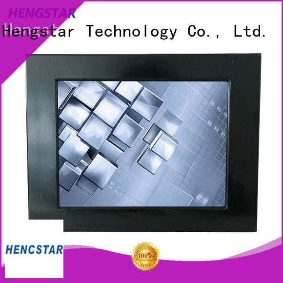 Hengstar fanless computer intel for tablet PC