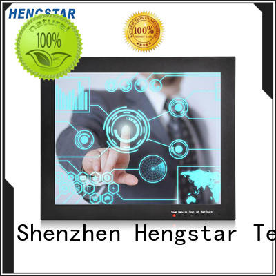pos industrial touch screen monitor panel for smart device Hengstar