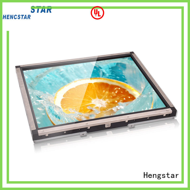 Hengstar quality open frame lcd display factory for PC