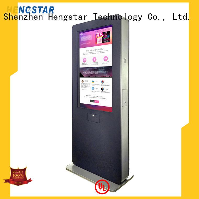 Hengstar waterproof top digital signage companies manufacturer for tablet PC