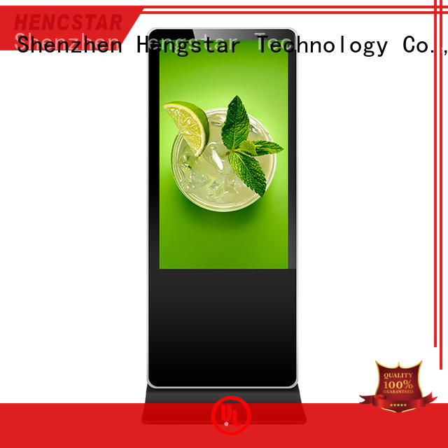 Hengstar cost-effective portable signage display inquire now for tablet PC
