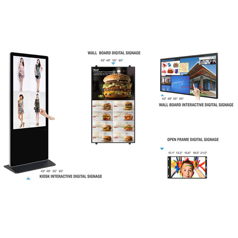 INTERACTIVE DIGITAL SIGNAGE QUICK REFERENCE GUIDE