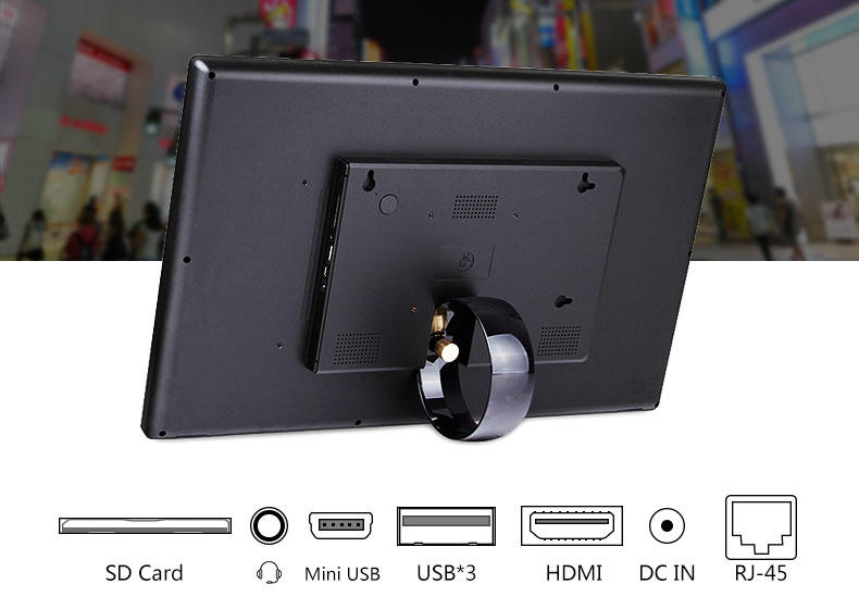 Hot industrial touch screen display cpu Hengstar Brand