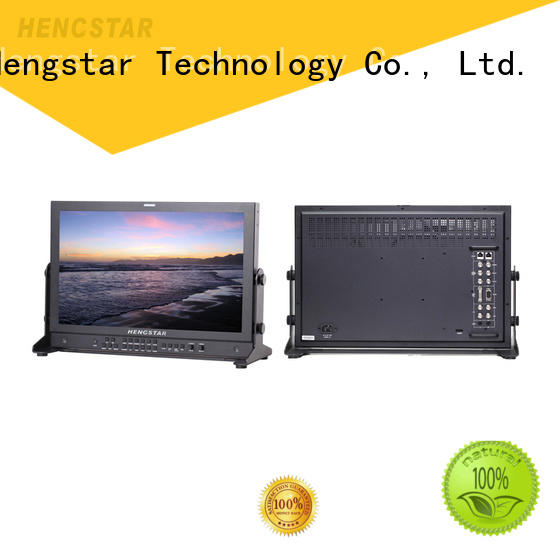 Hengstar hot selling hd sdi monitor from China for smart device
