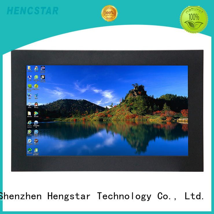 Hengstar ip65 monitor readable for PC