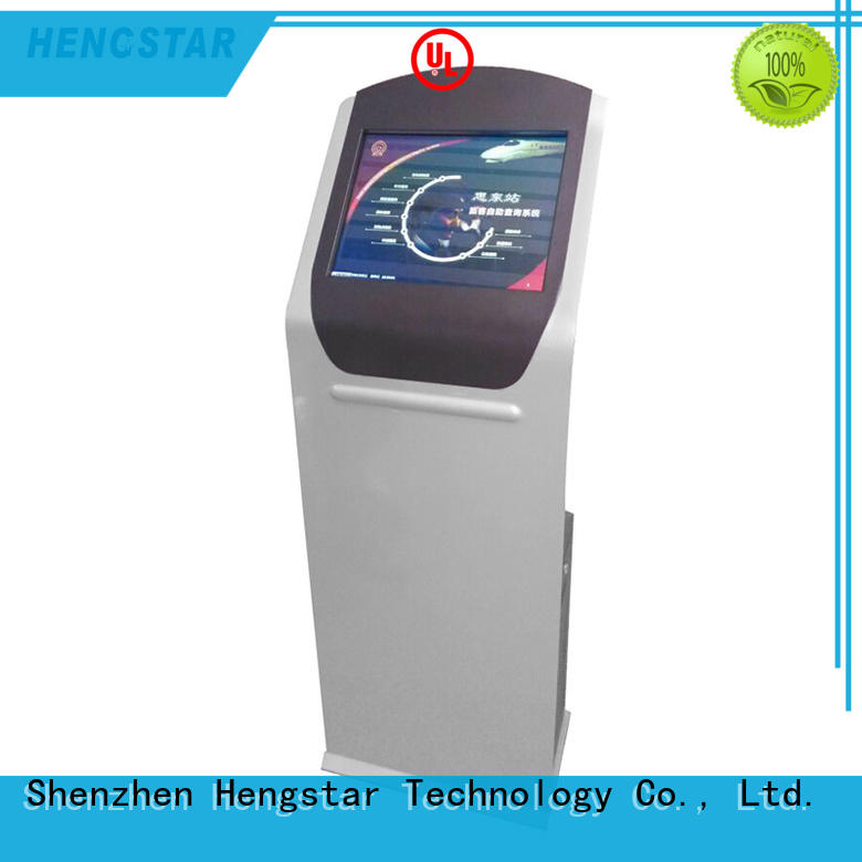 Touchscreen Information Inquiry Terminal Kiosks