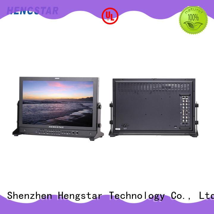 Hengstar quality 4k sdi monitor oem for computer