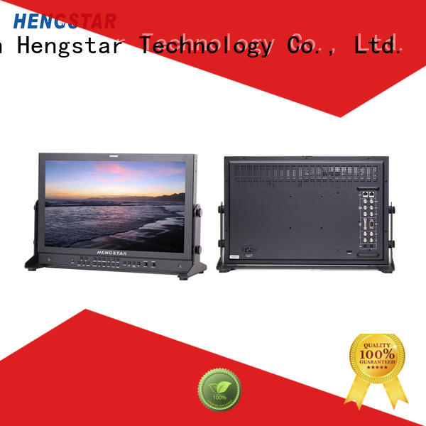 hot selling broadcast monitor series for smart device Hengstar