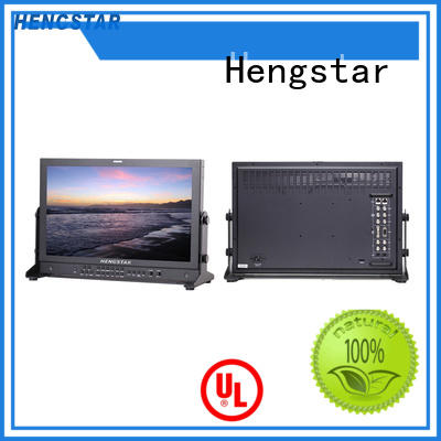 rackmount monitor sdi manufacturer for PC Hengstar