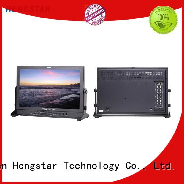 Hengstar Brand monitor sdibroadcast sdi monitor rackmount factory