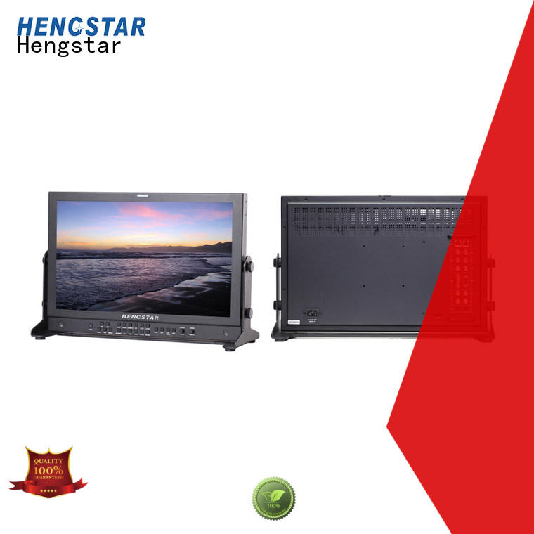 Hengstar sdibroadcast sdi lcd monitor for business for smart device