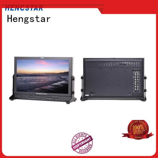 Hengstar rackmount hd sdi monitor for business for PC