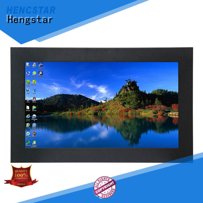 Outdoor High Bright Waterproof LCD Monitor with Sunlight Readable