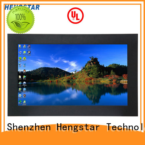 monitor 15 inch touch screen monitor factory price for smart device Hengstar