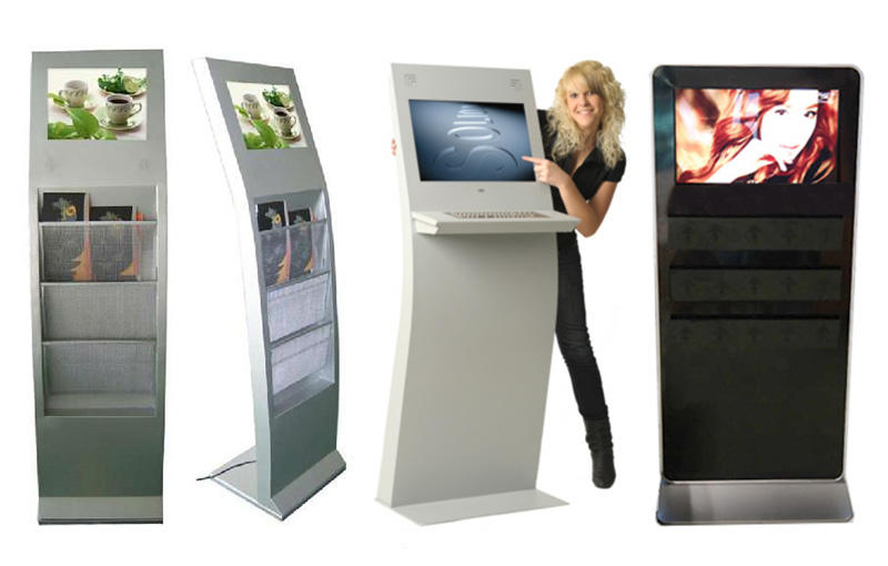 Hengstar -Touchscreen Information Inquiry Terminal Kiosks | Airport Kiosk Company