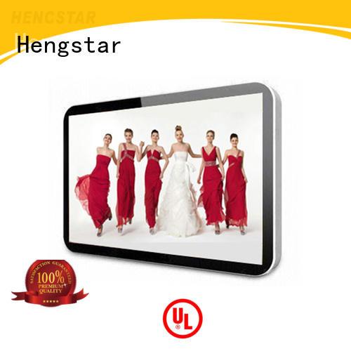 signage hsds digital digital signage screens Hengstar manufacture