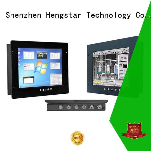 bright readable touch OEM ip65 monitor Hengstar