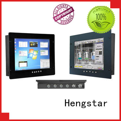Hengstar sturdy waterproof lcd monitor personalized for smart device