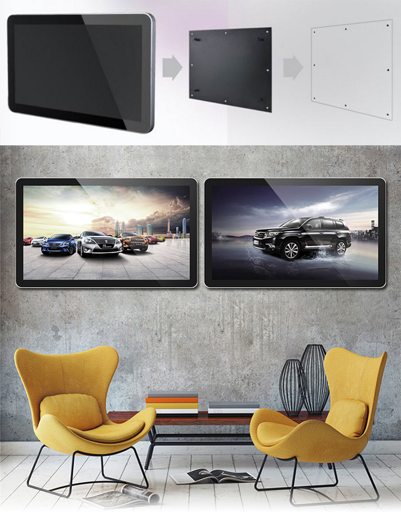Hengstar -Fhd High Android Wifi Interactive Digital Signage | Hengstar-3