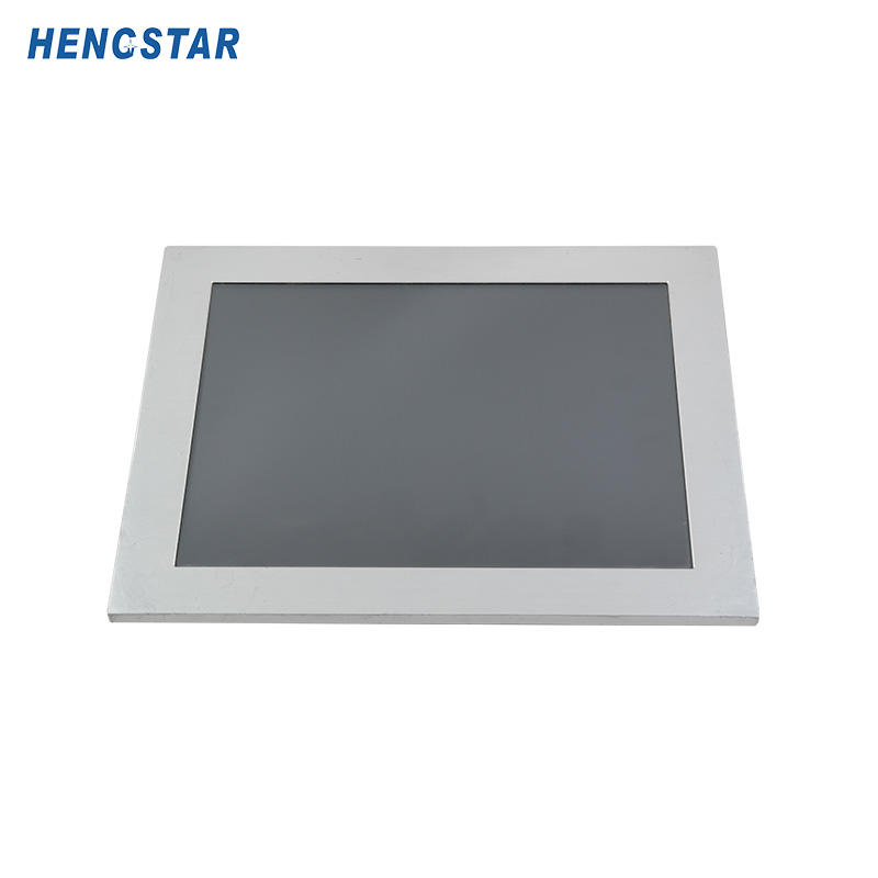 Stainless Steel/ Aluminum Case Industrial Waterproof IP65 Touch Screen Monitor