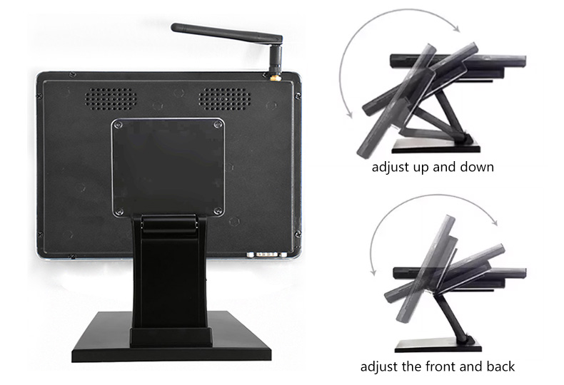 Hengstar -Industrial All In One Pc | Desktop All In One Pc Androidwindows Pos Terminalpos-6