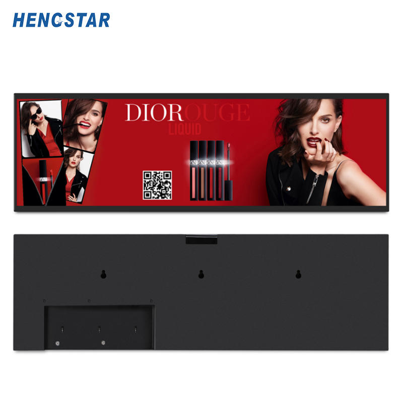 Non-standard bar-type and special LCD screen Advertising Media Player