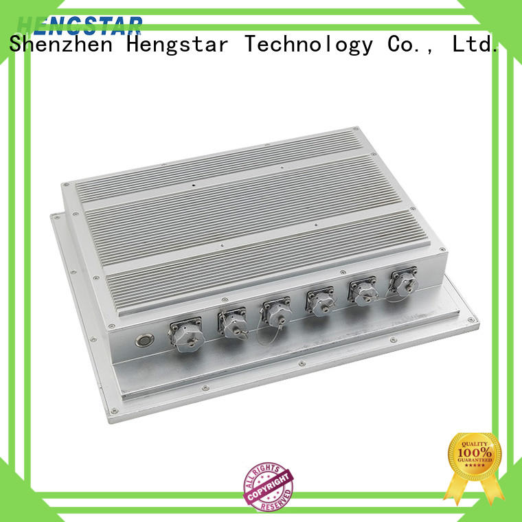 pc white industrial touch panel computer automation for PC Hengstar