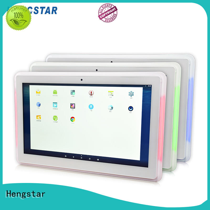 Hengstar rugged panel pc supplier for smart device