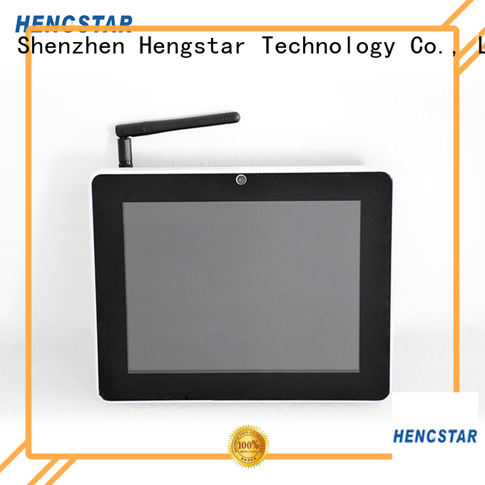 Hengstar Brand 5wire industrial resistive industrial touch screen display