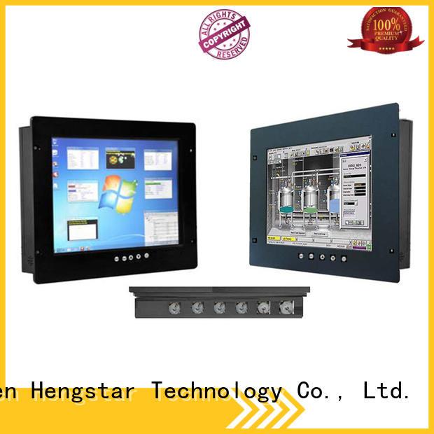 Hengstar aluminum monitor ip65 supplier for smart device