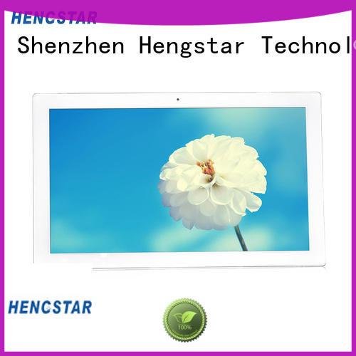 light white LCD monitor i3 for tablet PC Hengstar