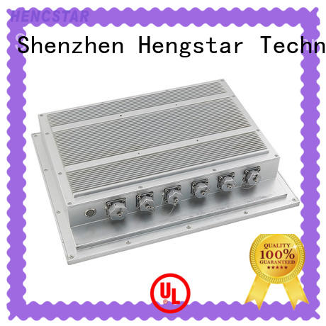 Hengstar stable white touch screen panel i7 for PC