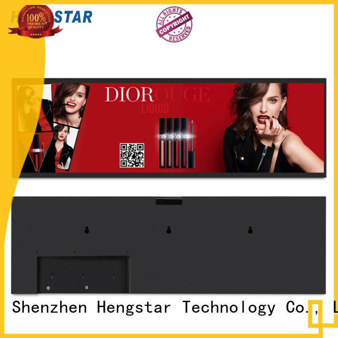 Hengstar approved advertising player inquire now for tablet PC
