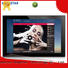 industrial touch screen display resistive cpu panel pc touch Hengstar Brand