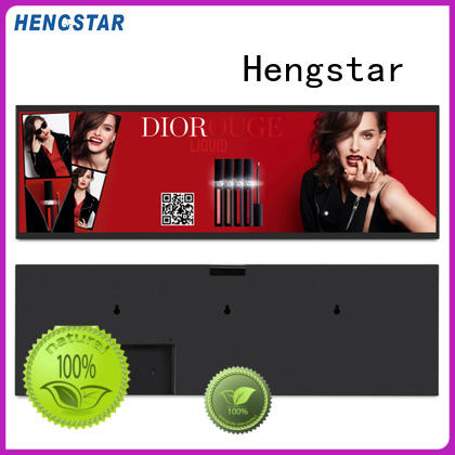 Hengstar cost-effective video wall digital signage lcd for computer