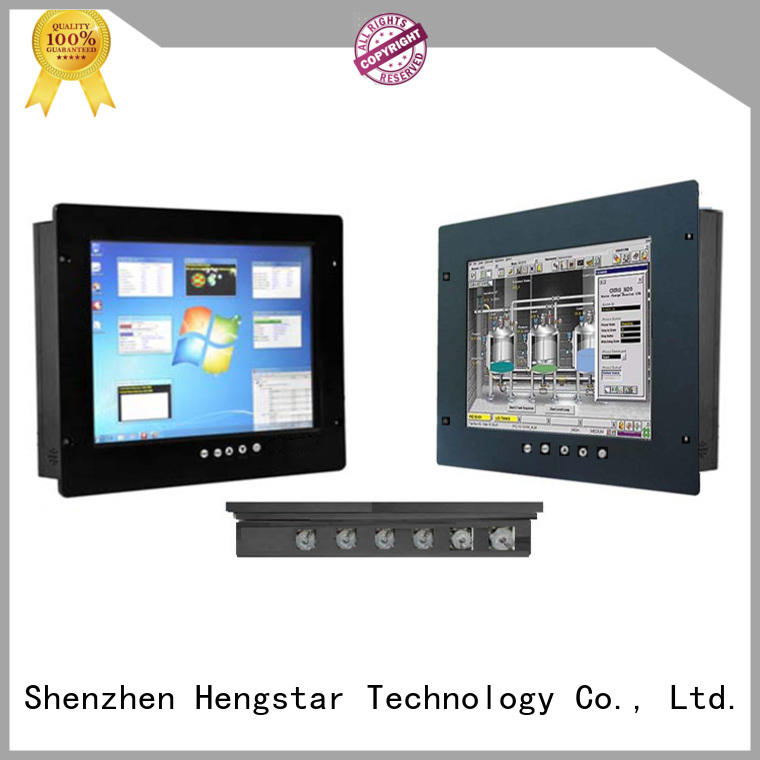 Hengstar certificated waterproof monitor factory price for tablet PC