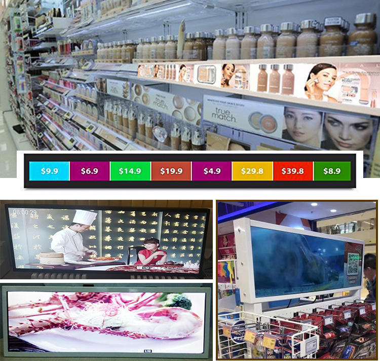 Hengstar lcd digital wall display for business for tablet PC-3