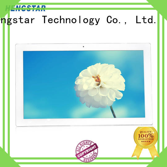 Hengstar stable white POS tablet PC factory price for computer
